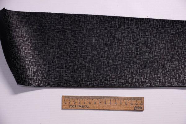 Кожа КРС, черная, 13 дм2.-1-257