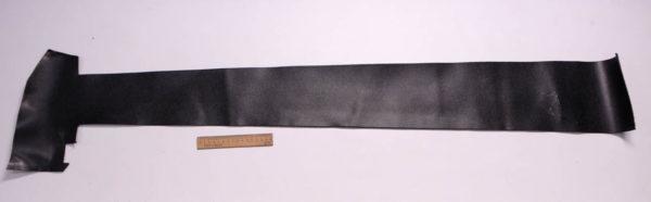 Кожа КРС, черная, 20 дм2.-1-258