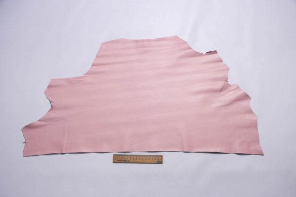 Кожа МРС, розовая, 23 дм2.-109242