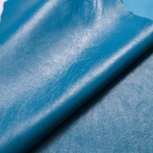 Кожа МРС, голубая, 52 дм2.-109227
