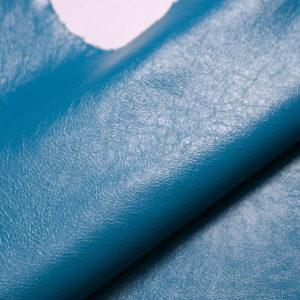Кожа МРС, голубая, 48 дм2.-109228