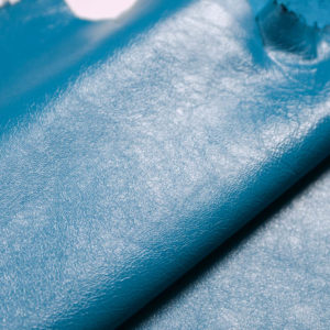 Кожа МРС, голубая, 51 дм2.-109233