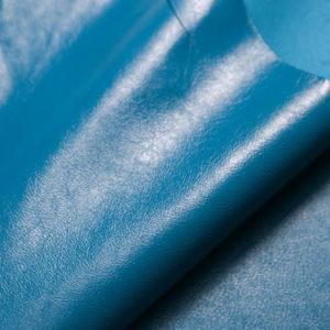 Кожа МРС, голубая, 46 дм2.-109234