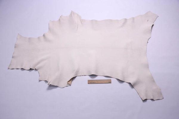 Кожа козы, молочная, 53 дм2, Antiba S.p.A.-109239