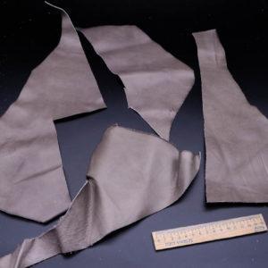 Кожа КРС, серо-коричневая, 13 дм2.-1-324