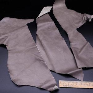 Кожа КРС, серо-коричневая, 15 дм2.-1-325