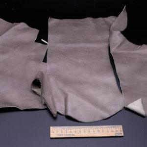 Кожа КРС, серо-коричневая, 16 дм2.-1-326