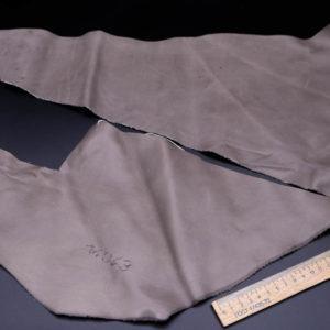 Кожа КРС, серо-коричневая, 15 дм2.-1-327