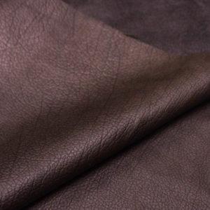 Кожа КРС, коричневая, 208 дм2.-AB1-61