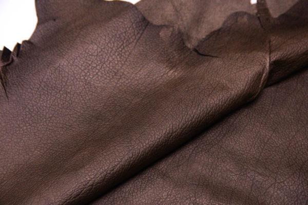 Кожа КРС, коричневая, 280 дм2.-AB1-62
