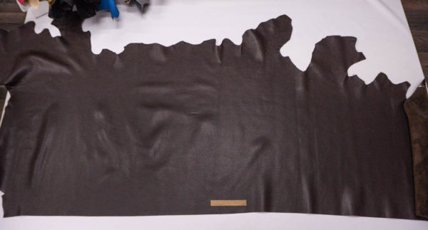 Кожа КРС, флотар, коричневый, 227 дм2.-AB1-72