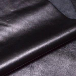 Кожа КРС, черная, 198 дм2.-AB1-79
