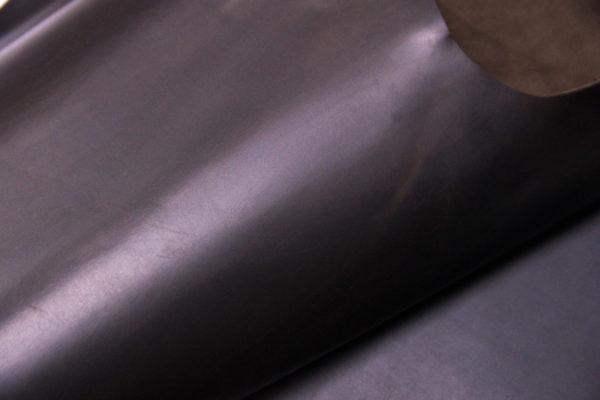 Кожа КРС крейзи хорс (Crazy Horse) с эффектом пул ап (Pull Up), темно-коричневая, 123 дм2.-D1-13