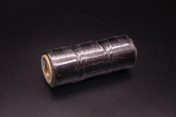 Нить мокасин вощенная, темно-коричневая (881)