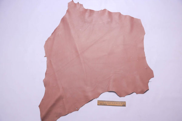 Кожа МРС, грязно-розовая, 35 дм2.-109274
