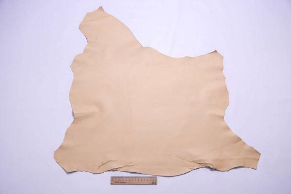 Кожа МРС, песочная, 32 дм2.-109286
