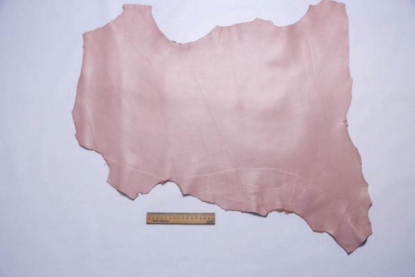 Кожа МРС, розовая, 34 дм2 -109301
