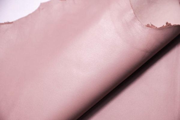 Кожа МРС, розовая, 37 дм2 -109302