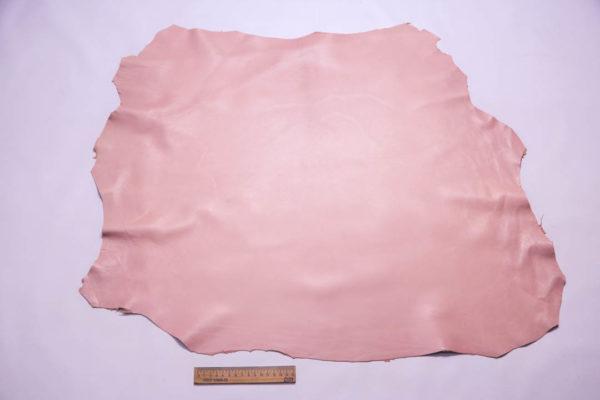 Кожа МРС, розовая, 43 дм2 -109309