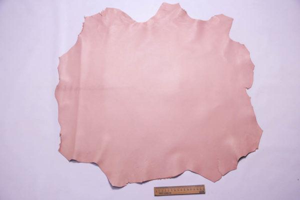 Кожа МРС, розовая, 38 дм2 -109312