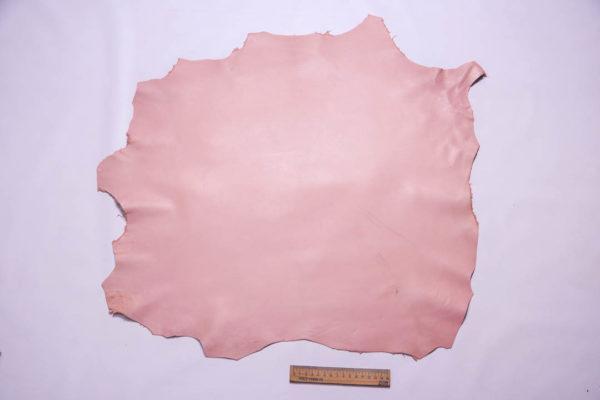 Кожа МРС, розовая, 34 дм2 -109313
