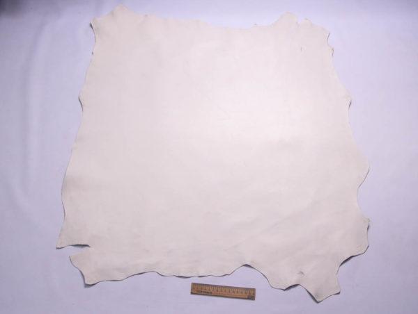 Кожа МРС, молочная, 60 дм2. -109359