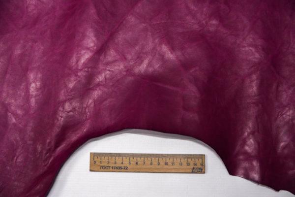 Опоек обувной, малиновый, 70 дм2, Conceria Incas S.p.A. -109550
