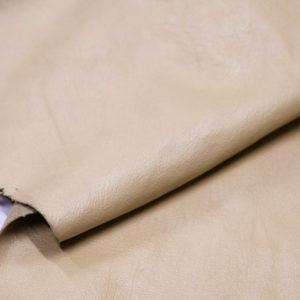 Мебельная кожа КРС, светло-бежевая, 384 дм2.-M1-1