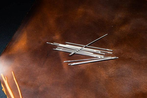 Игла Wuta для ручного шитья 4,8 см.-1156