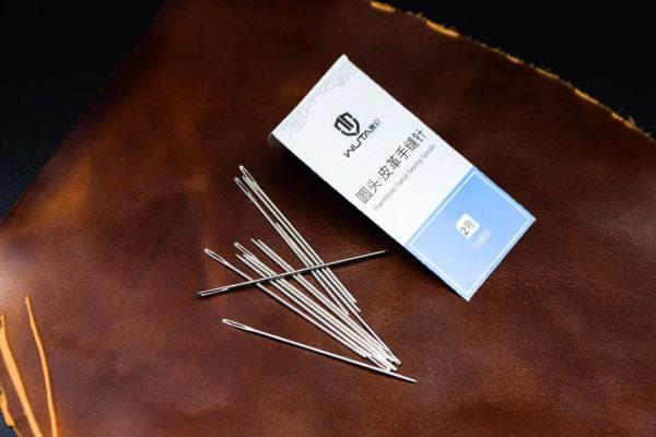 Игла Wuta для ручного шитья 5,5 см.-1157