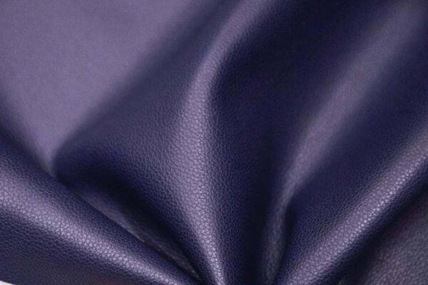 Кожа КРС, двухсторонний доллар (Dollaro), темно-синяя, 117 дм2.-109667