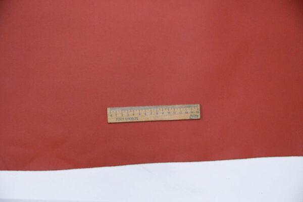 Кожа КРС, терракотовая, 234 дм2.-109680