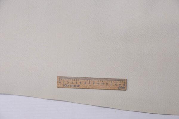 Нубук КРС, доллар (Dollaro), слоновая кость, 142 дм2.-PT1-42