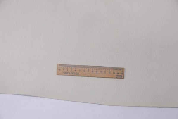 Нубук КРС, доллар (Dollaro), слоновая кость, 128 дм2.-PT1-43