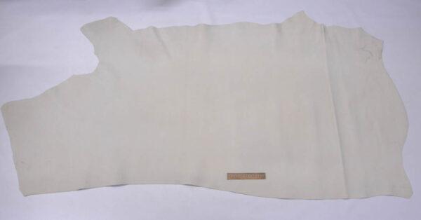 Нубук КРС, доллар (Dollaro), слоновая кость, 135 дм2.-PT1-44