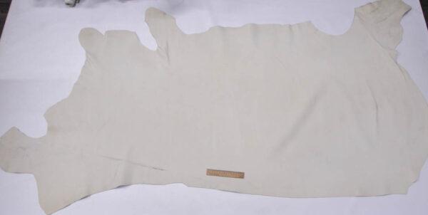Нубук КРС, доллар (Dollaro), слоновая кость, 153 дм2.-PT1-46