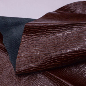 Кожа КРС с тиснением, коричневая, 108 дм2.-PT1-61