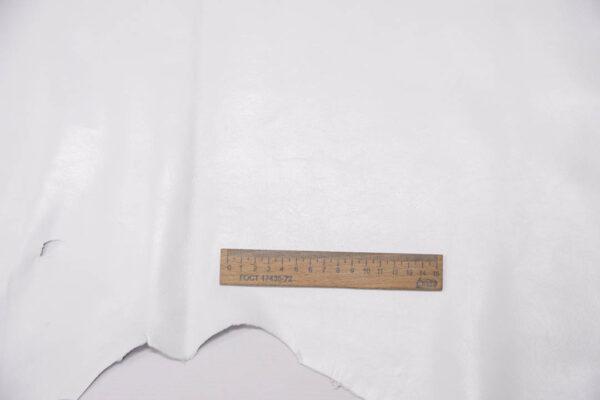 Кожа МРС, белая, 66 дм2.-PT1-66