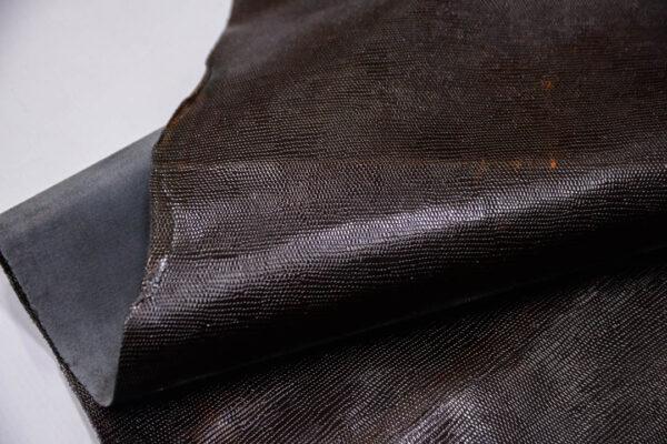 Лак КРС с тиснением, с эффектом пул ап (Pull Up), темно-коричневый, 131 дм2.-PT1-71