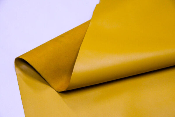 Кожа КРС, желто-горчичная, 122 дм2.- D1-101