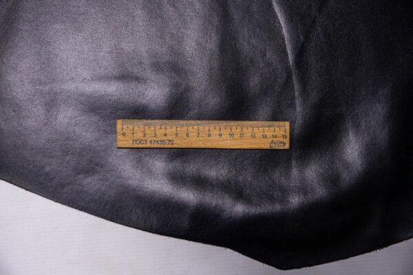 Спил КРС покрывной, черный, 60 дм2.- D1-113