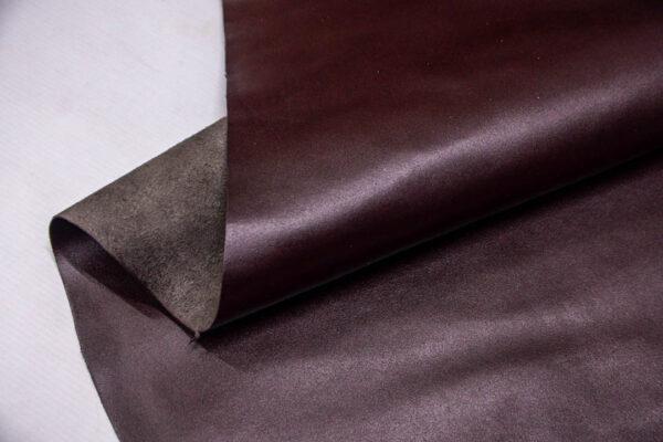 Спил КРС покрывной, темно-коричневый, 39 дм2.- D1-124