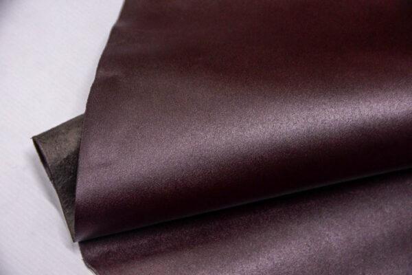 Спил КРС покрывной, темно-коричневый, 62 дм2.- D1-128