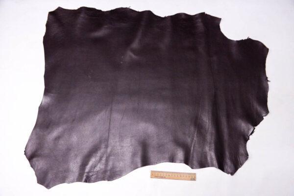 Кожа МРС, баклажан, 59 дм2, Conceria Stefania S. p. A. -109565