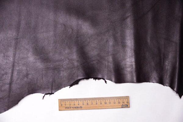Кожа МРС, баклажан, 64 дм2, Conceria Stefania S. p. A. -109568