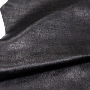 Кожа КРС лицевая, черная, 275 дм2.-D1-149