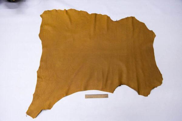 Кожа МРС, светло-коричневая, 66 дм2, Russo di Casandrino S.p.A. -109602