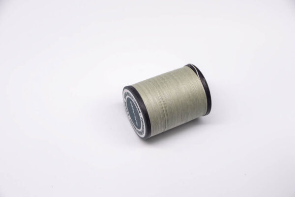 """Нить """"GALACES"""" вощеная круглая 0,45 мм. Светло-серая-s022"""