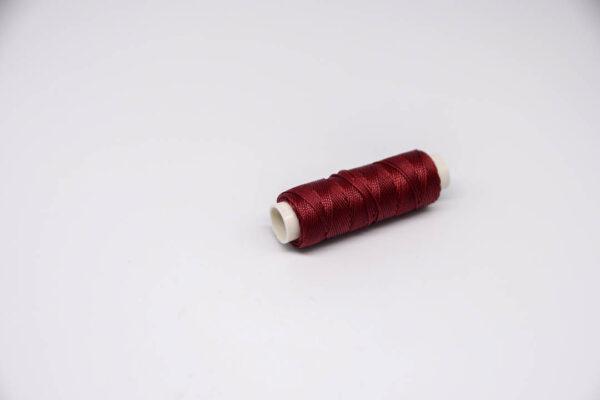 """Нить """"GALACES"""" вощеная круглая 0,55 мм. Марсала-s050"""