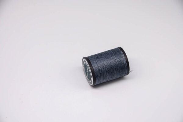"""Нить """"GALACES"""" вощеная круглая 0,55 мм. Серая-s056"""